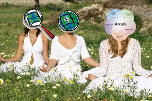 Esri Hippies