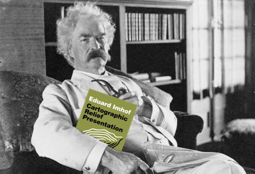 Mark Twain on Reading GIS