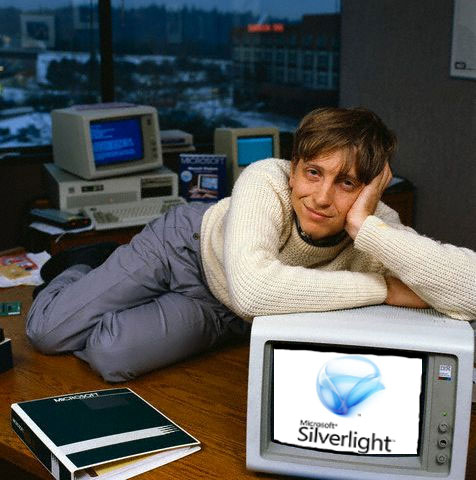 Silverlight is sexy