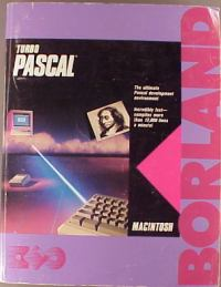 Turbo Pascal Macintosh